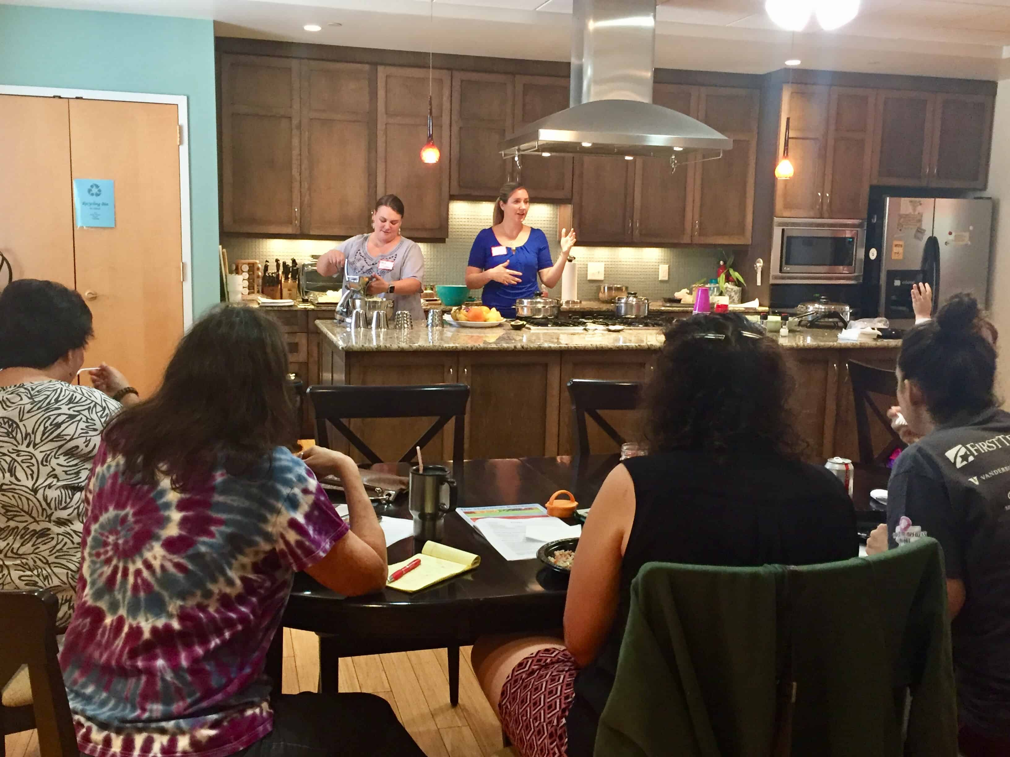 Gilda's Club Middle Tennessee Nashville cancer support cooking classes