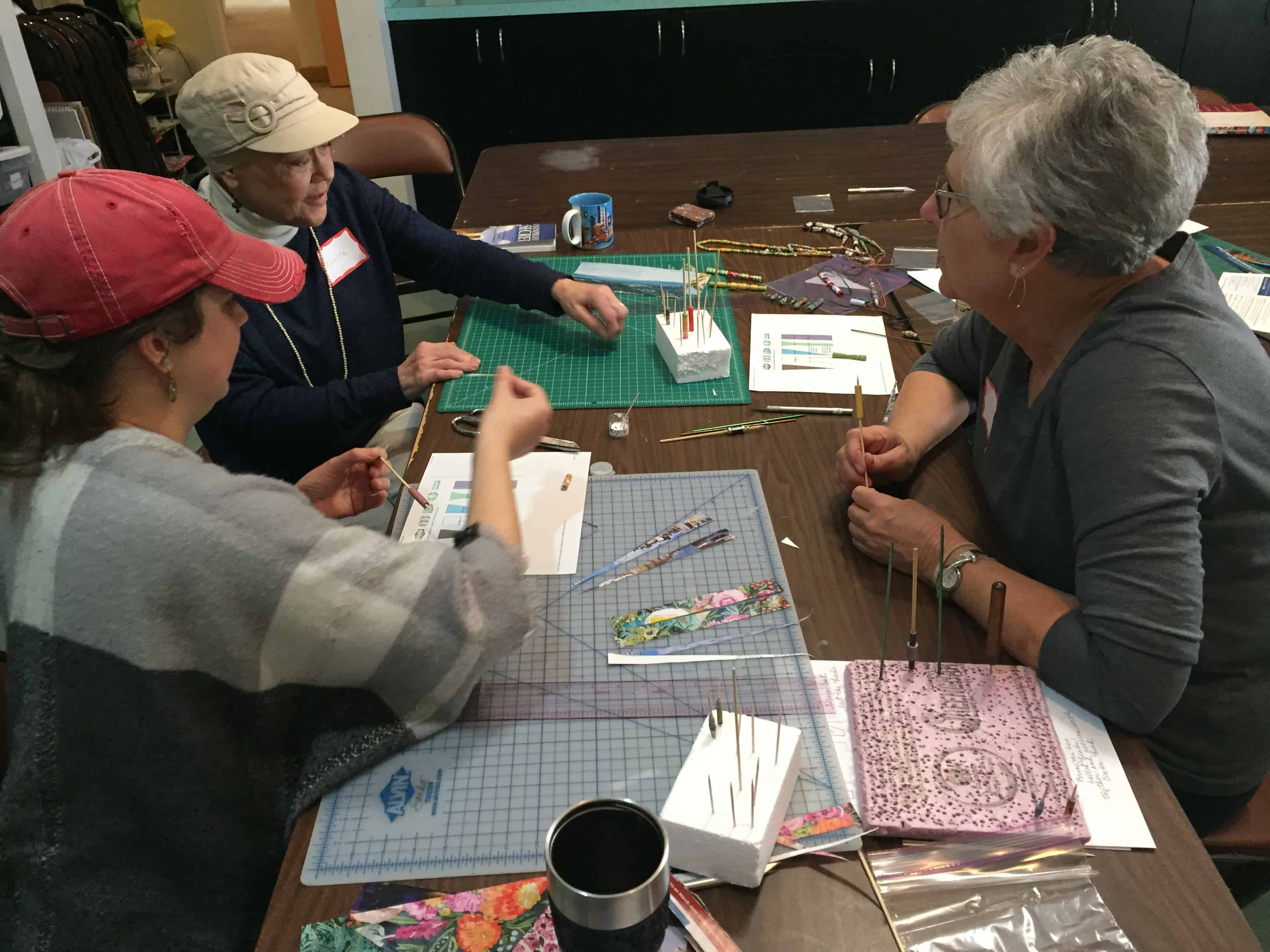 Gilda's Club Middle Tennessee Nashville Franklin cancer support craft art workshops classes