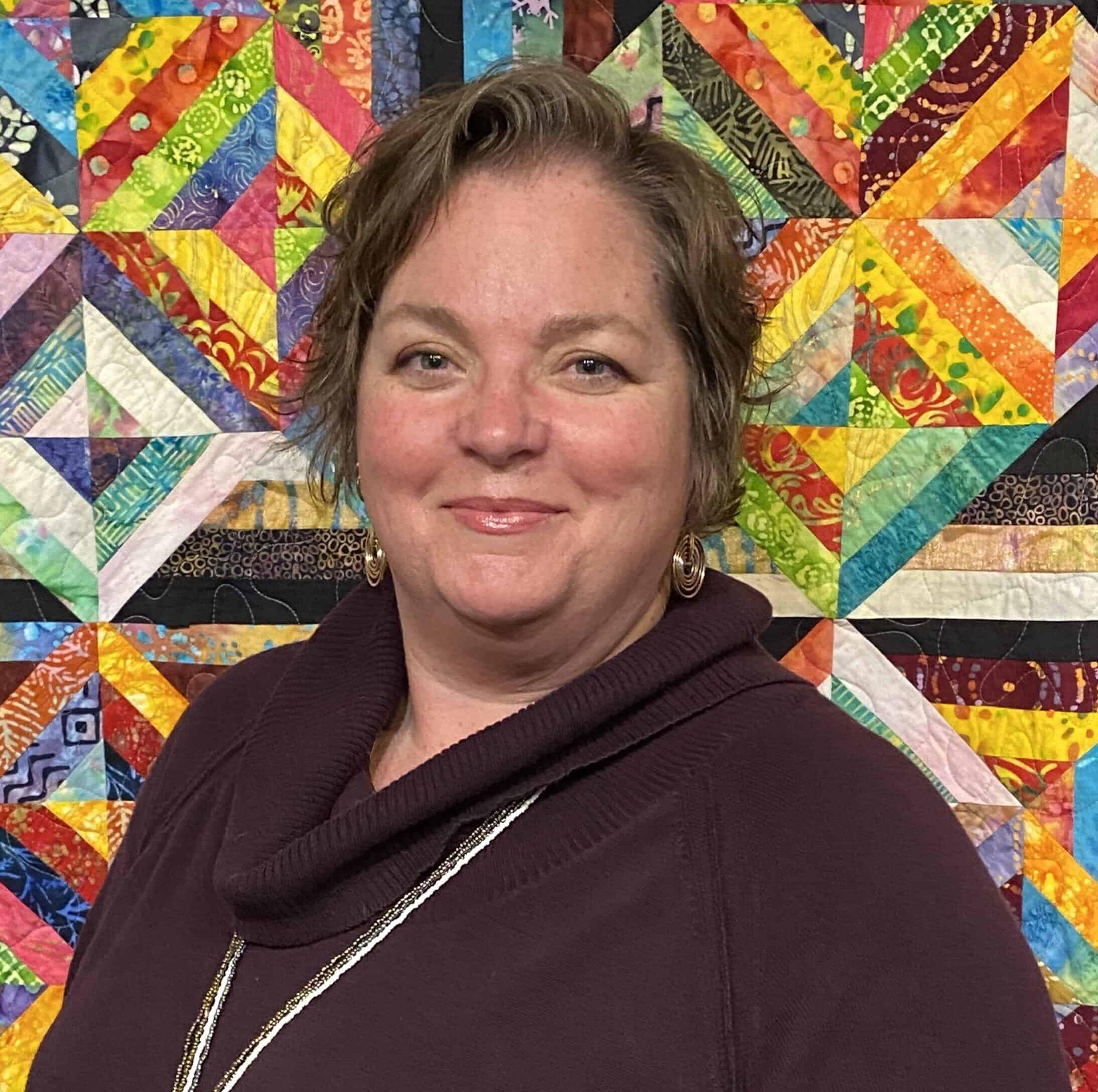 Jennifer Wilkins front desk and member relations Gilda's Club Middle Tennessee Nashville Franklin free cancer support